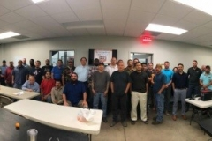 Berger Iron 39 employees
